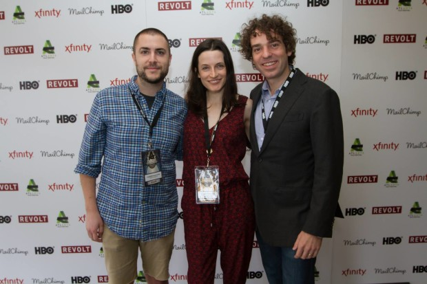 alexis-and-bodine-boling-at-atlanta-film-festival