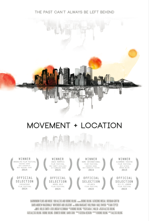 Movement + Location movie poster