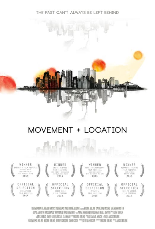 Movement + Location movie poster